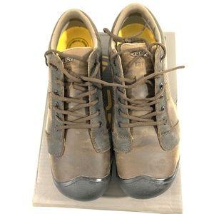 Keen Utility Size 13D Mens LA CONNER ESD Work Shoe